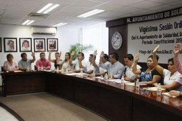Consolida Mauricio Góngora estructura financiera del municipio