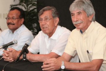 Cárdenas confía en revertir reformas en materia energética