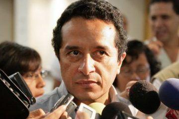 """Carlos Joaquín se """"cuadra"""" con el Gobernador Beto Borge"""