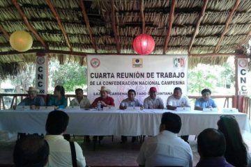 CNC: Realiza IV Reunión De Trabajo Para Conformar El Consejo Político Y Desarrollo Rural