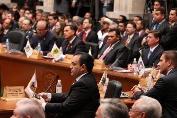 LA DESIGNACIÓN DE MIEMBROS DEL GABINETE PRESIDENCIAL PARA ATENDER REGIONES DEL PAÍS, ACERTADA, OPINA ROBERTO BORGE