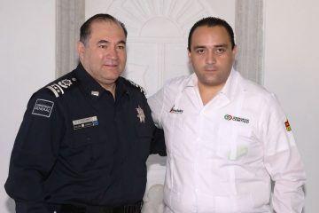 Presentan al nuevo coordinador de la Policía Federal en Quintana Roo
