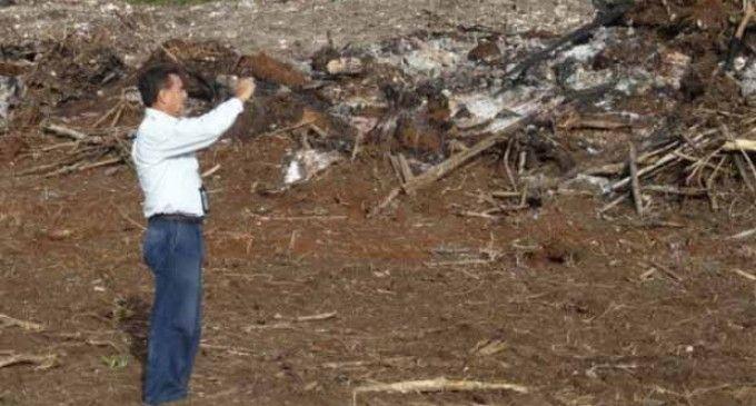 Detecta la Profepa 6 hectáreas de bosque deforestados en Kancabchen