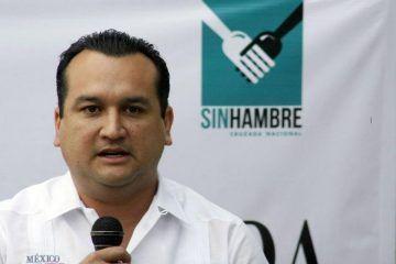 """Traicionan a Fabián Vallado y lo """"bajan"""" de la diputación federal"""