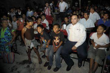 """Arranca En Cancún El Programa """"Cinema Del Bienestar"""" Implementado Por El Gobernador"""