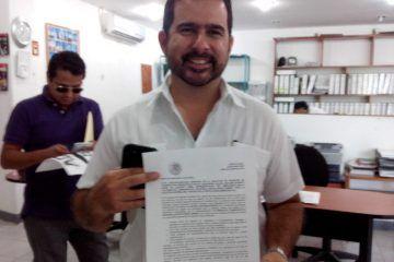 Aspirantes a Consejeros Estatales del PRD cumplen en tiempo y forma su registro ante el INE