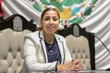Es prioridad la transparencia de los recursos públicos: Maribel Villegas