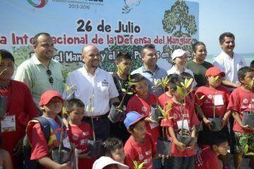 Mauricio Góngora promueve el respeto y amor por la naturaleza