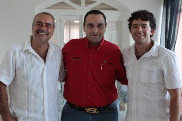 Potros Del Atlante, Firmes En Quintana Roo: Roberto Borge Angulo