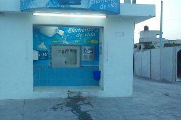 Representan riesgo para la salud expendios automáticos de agua purificada