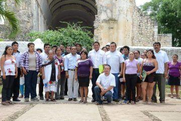 Alistan actividades al 167 aniversario de la guerra social maya a celebrarse en la alcaldia de tihosuco