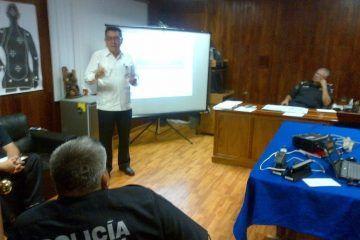 Se lleva a cabo curso-taller sobre las medidas de seguridad de la Credencial para Votar con Fotografía.