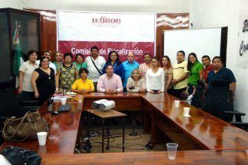 Imparte El Ieqroo Curso De Fiscalización A Partidos Políticos Con Miras Al Proceso Electoral 2013