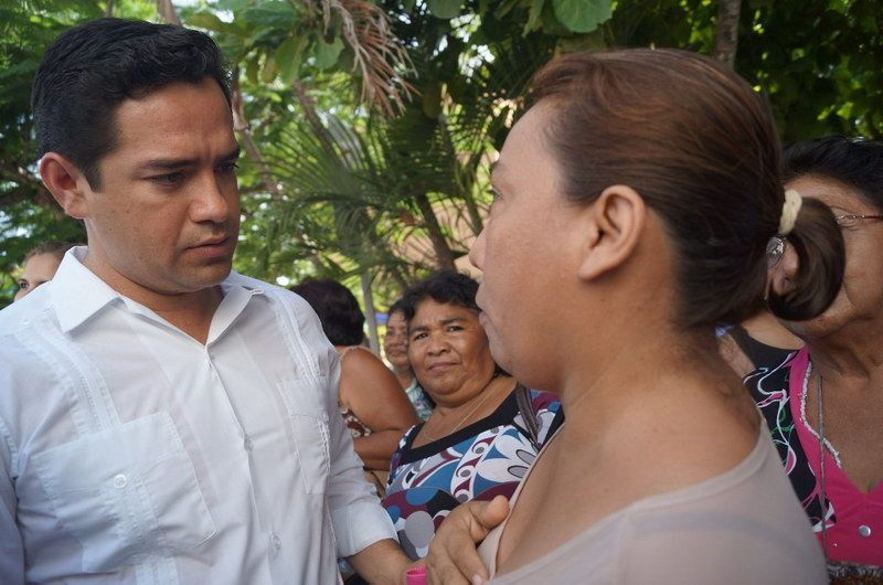 Es diálogo con ciudadanos básico para trabajo legislativo: José Luis Toledo Medina