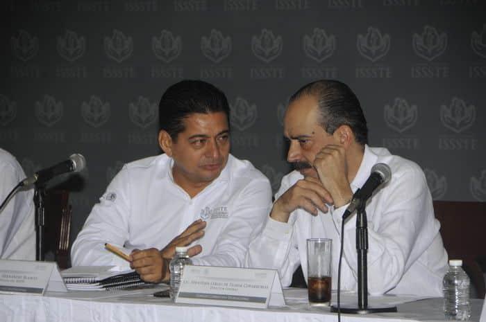 ISSSTE en Quintana Roo firma convenio con ópticas Devlyn