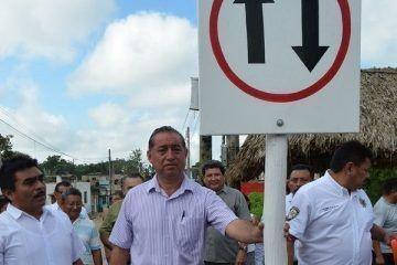 Pendejo quedó Mac Pato frente al presidente municipal de José María Morelos, Juan Parra López