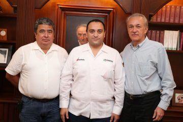 Fortalecen nuevos nombramientos a la administración pública del estado: Roberto Borge