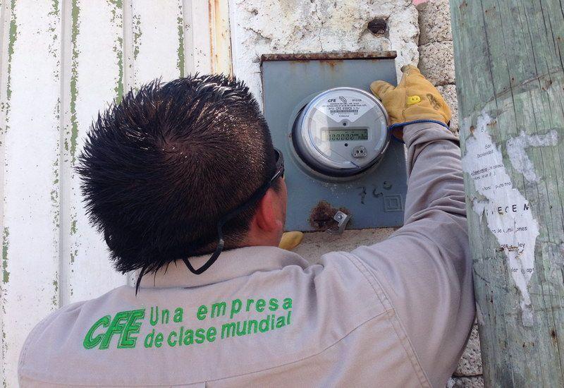 Más de 40 mil medidores de luz para 4 municipios del estado