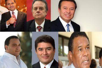"""Los """"padrinos mágicos"""" de los aspirantes a gobernar Quintana Roo"""