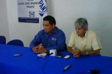 La decisión del TEPJF es inapelable: Eduardo Martínez y Julio César Lara