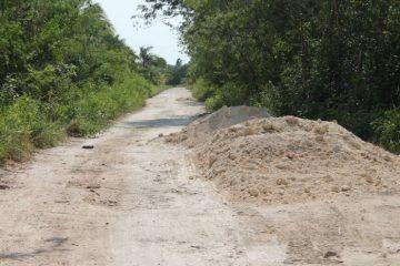 Caminos saca cosechas de la zona cañera aun sin ser rehabilitados