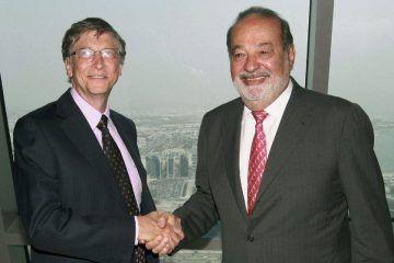 Carlos Slim, de nuevo el hombre más rico del mundo
