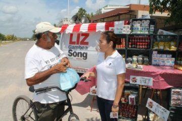 Las desatadas ambiciones de la diputada federal Lizbeth Gamboa Song
