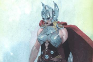 Thor se convertirá en mujer