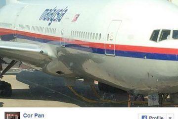 Conspiración en el vuelo MH-17