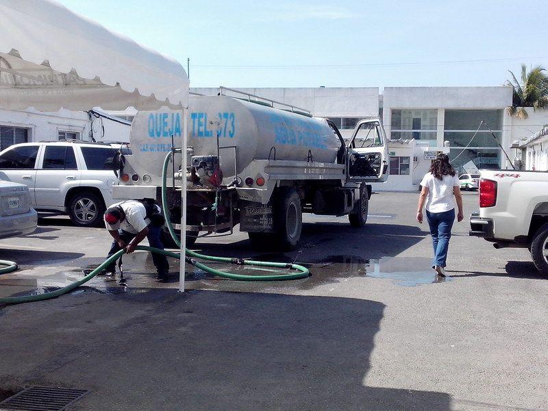 """""""CAPA siempre al pendiente del cuidado del agua"""""""