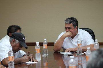 Mediarán diálogo entre campesinos y autoridades federales, para que no afecten a terceros
