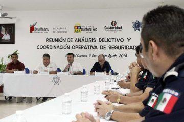 Mauricio Góngora comprometido con la seguridad de cada ciudadano