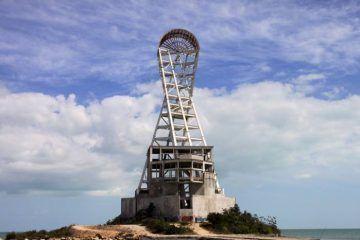 Concluir mega-escultura, modernizar avenida Héroes y dragar la bahía de Chetumal, entre las prioridades de Beto Borge