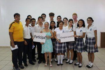 Invitan a jóvenes a participar en el Congreso Juvenil