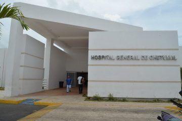 Revisa la Cdheqroo las condiciones del hospital general de Chetumal