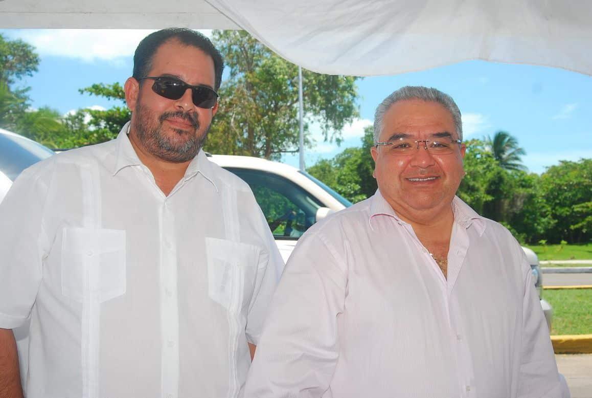 Luis Fimbres y David Romero Vara