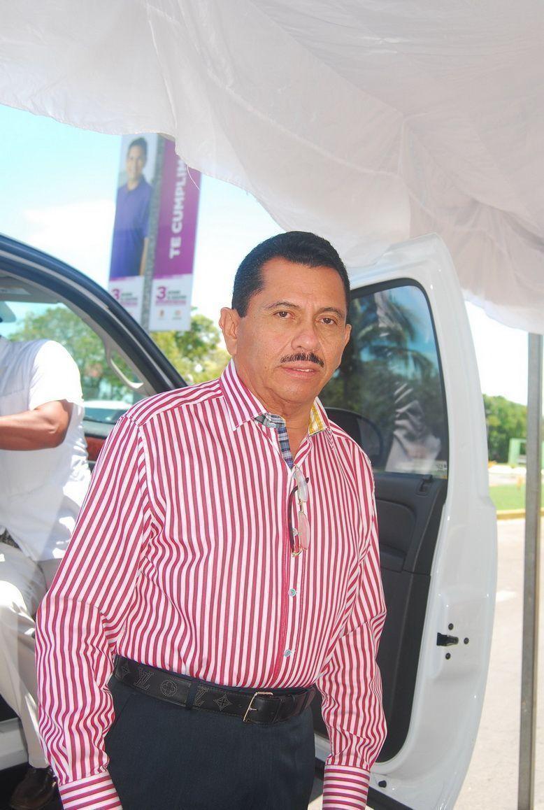 Luis Contreras Castillo director general del Diario de Quintana Roo.