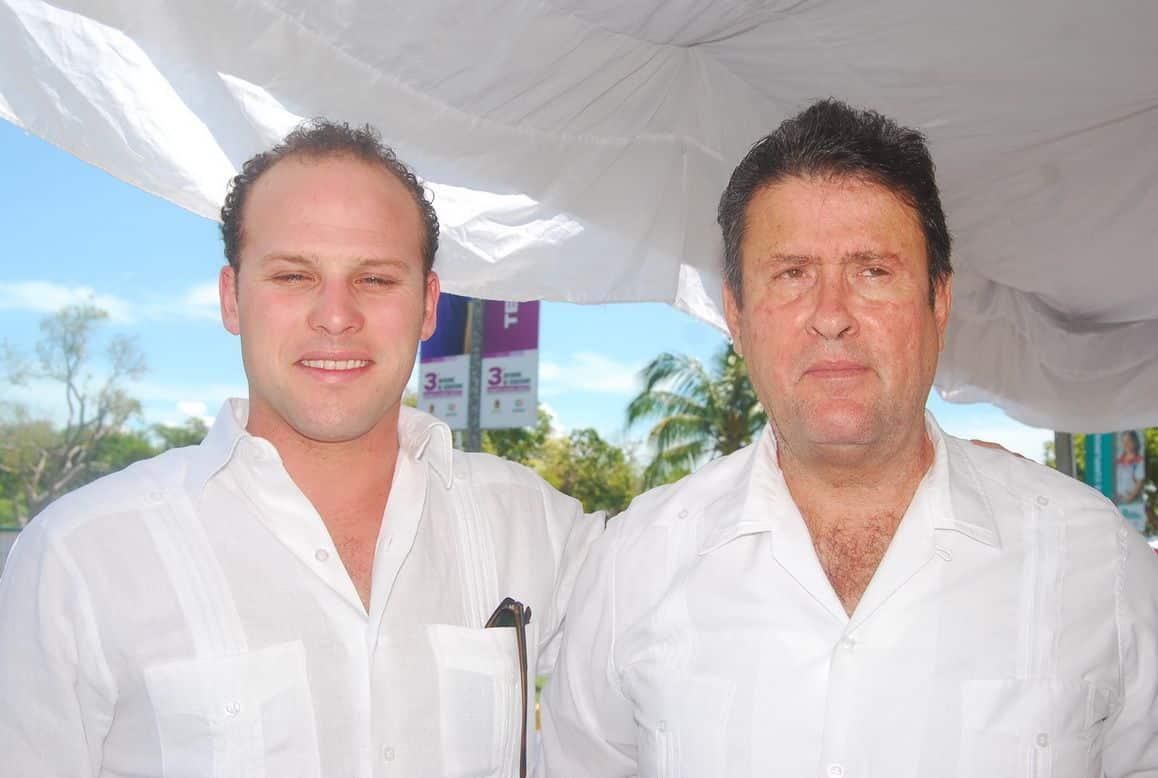 Agustín Menéndez y Francisco Alor Quezada.