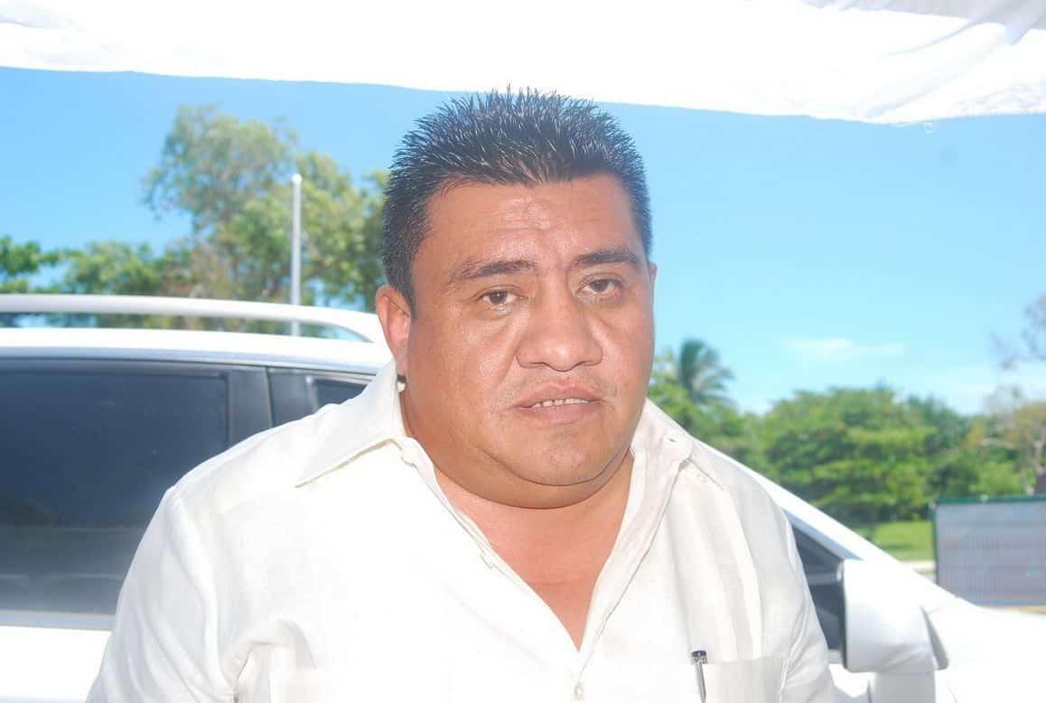 Víctor Manuel Sánchez Álvarez delegado de la Comision para el Desarrollo de los Pueblos Indigenas.