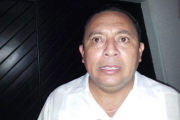 Destaca Román Quian, entrega y compromiso de Roberto Borge Angulo