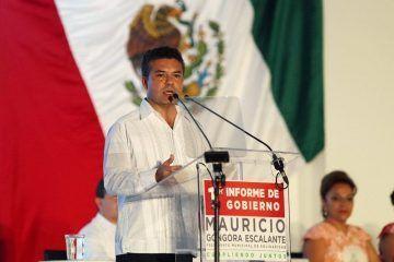 Mauricio Góngora Cumple
