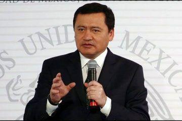 Entrega el secretario de Gobernación el II Informe del presidente Enrique Peña Nieto
