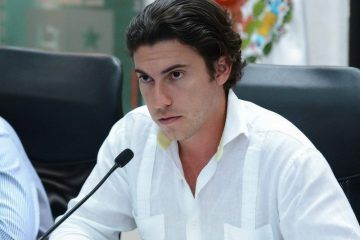 """""""No estoy en campaña, pero daré mi informe"""": Remberto Estrada"""