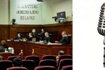 Anunciar candidaturas en medios es hacer proselitismo: Suprema Corte