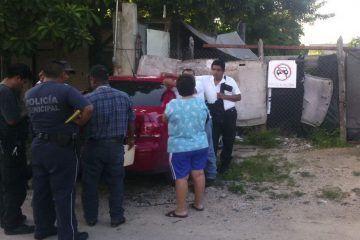 Clausuran una bodega clandestina de auto-partes en Chetumal