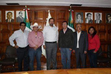 Celebra la CNC acuerdo de unidad en la liga de comunidades agrarias y sindicatos campesinos de baja california