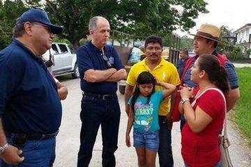 La SESP trabaja de la mano con la sociedad, según Mercader Rodríguez