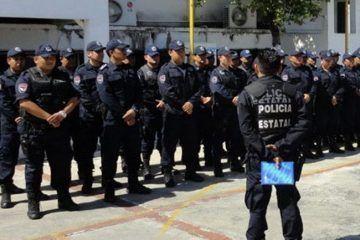 40 Policías podrían ser corridos de la PEP