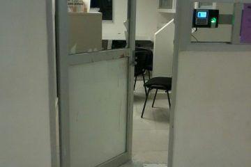 Agresivo paciente genera caos en Hospital General de Chetumal