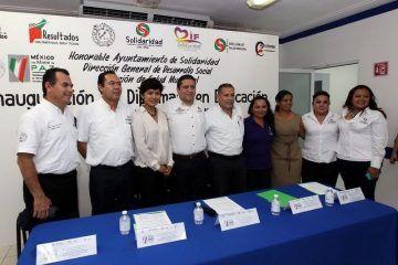 Gobierno de Mauricio Góngora impulsa a la juventud a tomar mejores decisiones